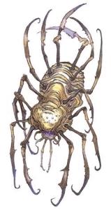 Araña de energia