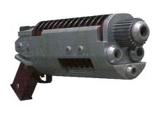 Pistola de Briar