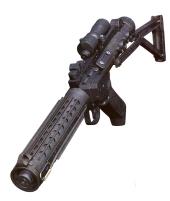 Rifle blaster E-11