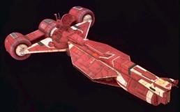Crucero espacial consular