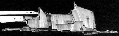 Fragata de guerra Alderaniana