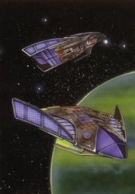 Caza estelar de asalto clase Manta
