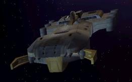 Fragata de misiles de la federacion de comercio