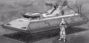 Tanque repulsor 1-L clase imperial