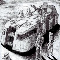 Transportador  de tropas de reconociemiento (TTR)
