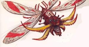 Escarabajo piraña