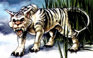 Tigre de Edan