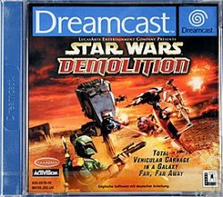 Star Wars Demolition Dreamcast