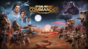 Android. Star Wars Comander