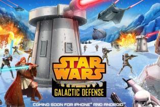 Android. Star Wars Galactic Defense
