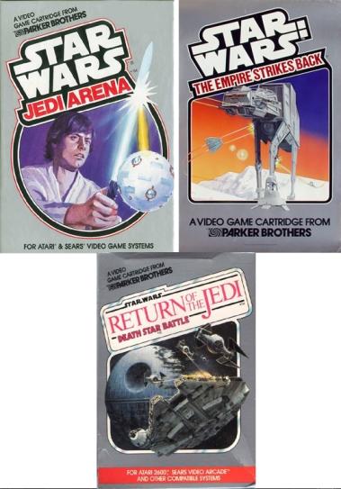 Atari  2600 .Star Wars