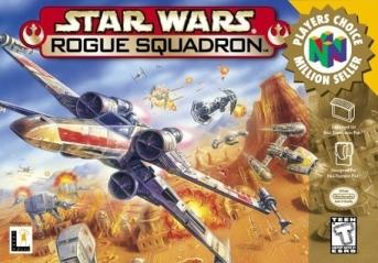 N64 Rogue Squadron