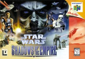 N64 Shadows of the empire