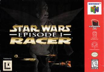 N64 Star Wars Racer