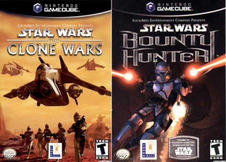 Star wars GameCube (2)
