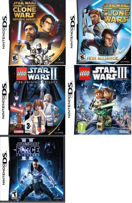 Star Wars NDS (2)