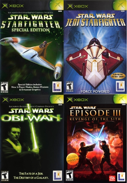 Star Wars Xbox  (2)