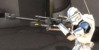 Francotirador clon.