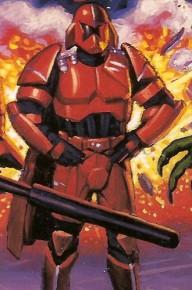 Guardia de Coruscant clon