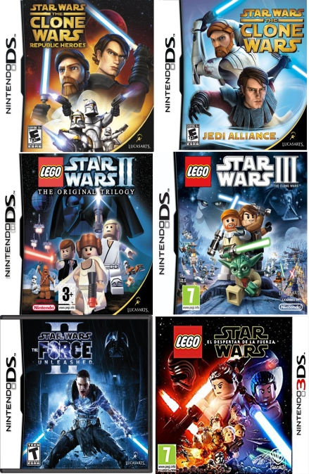 Star wars DS
